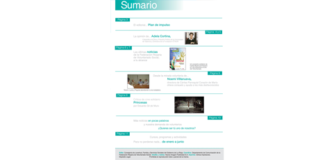 Revista nº 2 – Diciembre 2005