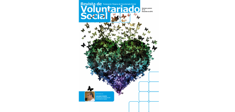 Revista 16 de la Federación Riojana de Voluntariado Social - Diciembre 2012