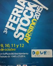 3ª Feria Stock Arsido 2015