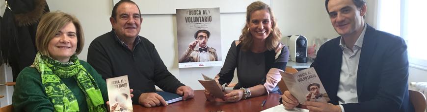 вBusca al voluntario que llevas dentroв, la nueva campaГa de captaciГn de la FederaciГn Riojana de Voluntariado Social