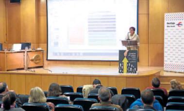 La directora de Servicios Sociales clausura el taller 'Gestión para entidades sin ánimo de lucro'
