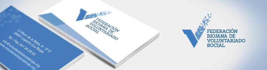 La Federación Riojana de Voluntariado renueva su imagen corporativa