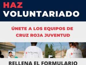 Cruz Roja Juventud precisa personas voluntarias para las actividades de verano