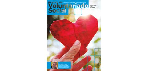 Revista Federación Riojana de Voluntariado Junio 2015