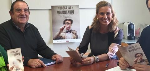 """""""Busca al voluntario que llevas dentro"""", la nueva campaña de captación de la Federación Riojana de Voluntariado Social"""