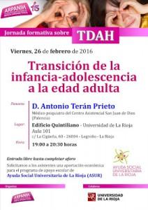 ARPANIH - Jornada TDAH - 2016-02-26