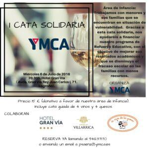 I CATA SOLIDARIA YMCA 6 DE JULIO 2016 (2)