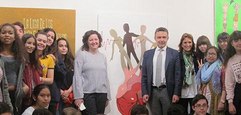 """El Colegio Rey Pastor gana en XVIII Concurso """"La solidaridad tiene un premio"""""""