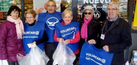 El Banco de Alimentos de La Rioja necesita 1.300 voluntarios para su VI Gran Recogida