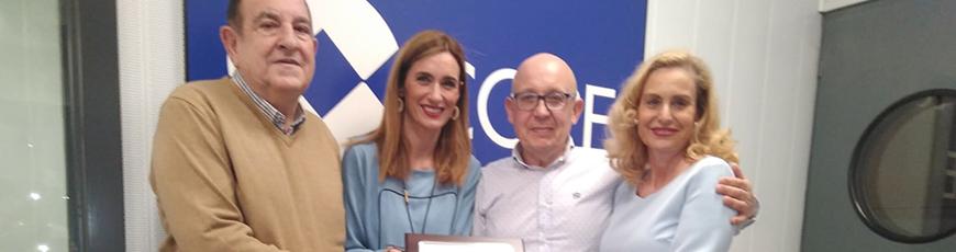 La FRVS agradece a COPE Rioja sus 18 años difundiendo la solidaridad